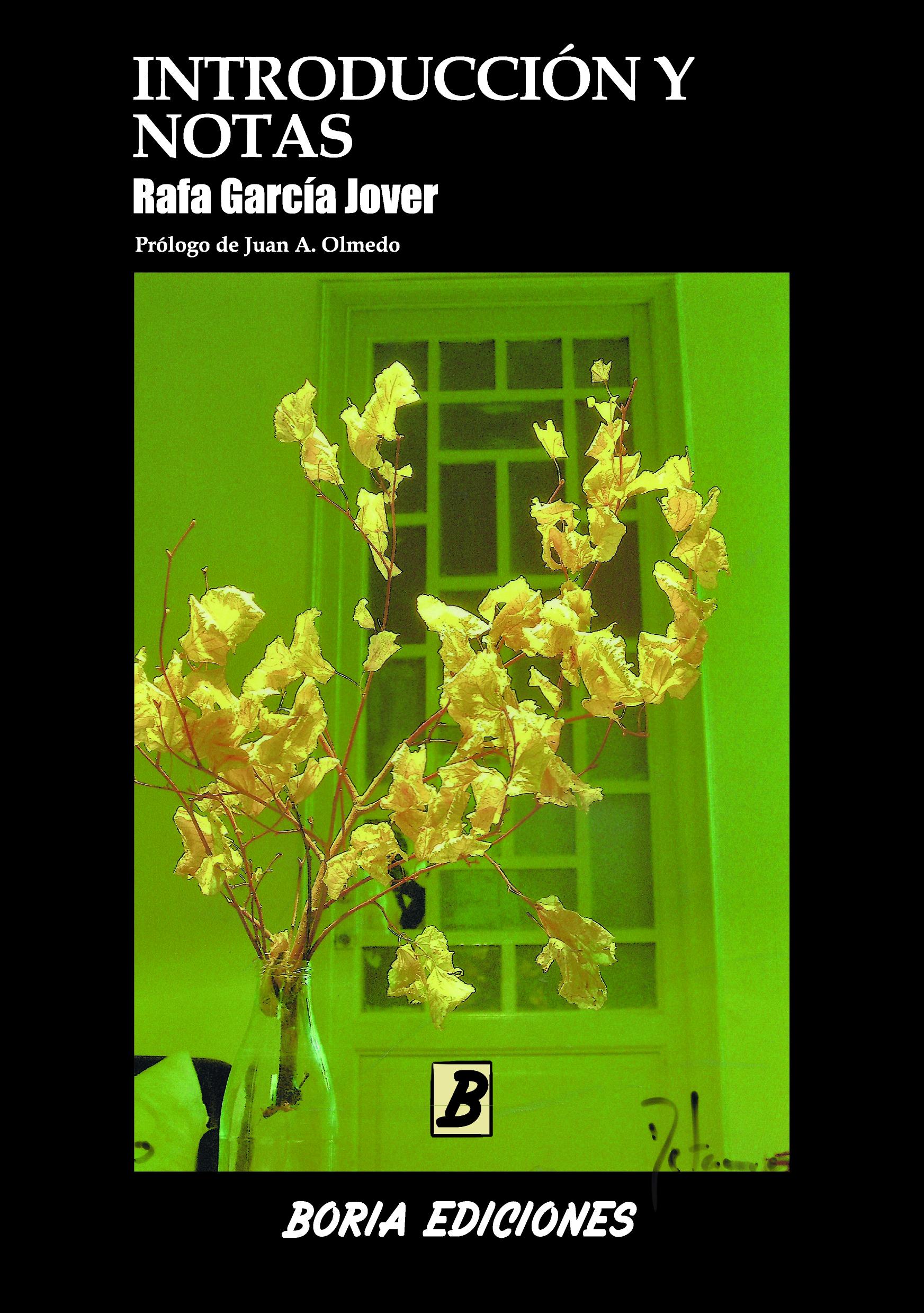 Introducción y notas - Boria Ediciones